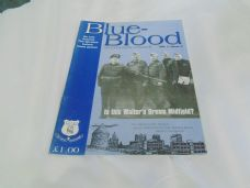 Blue Blood, Volume 1 Issue 3